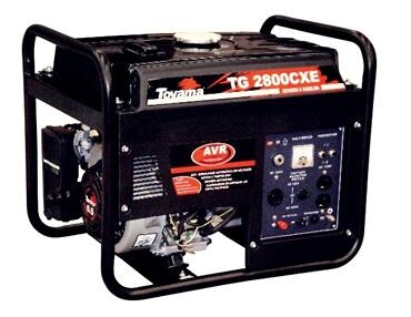 GERADOR TOYAMA TG2800CXE -  lavadora de alta pressão