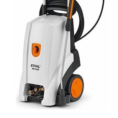 LAVADORA STIHL RE 230 -  nível laser
