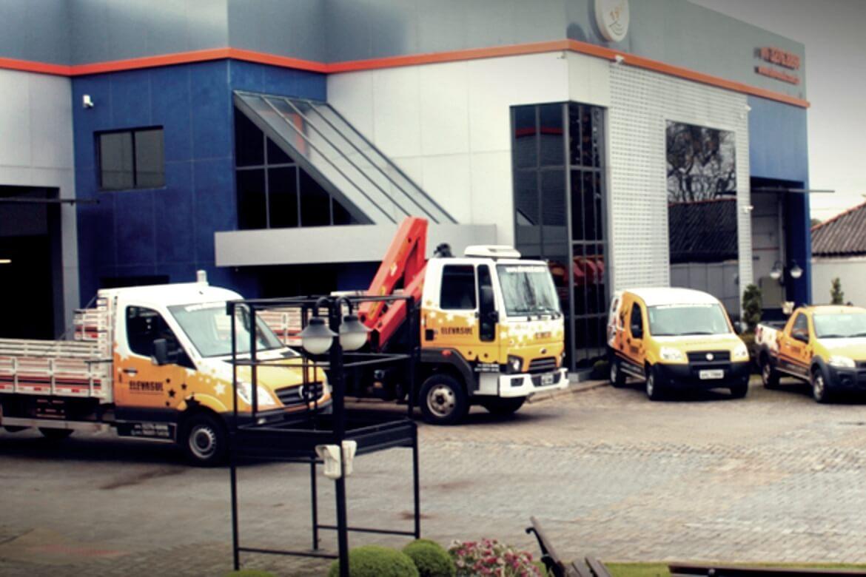 Elevasul - Máquinas e Equipamentos para Construção no Hauer e em Curitiba