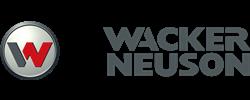 Wacker neuson -  rolo compactador