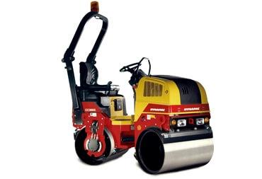 ROLO COMPACTADOR DYNAPAC CC900S -  compressores