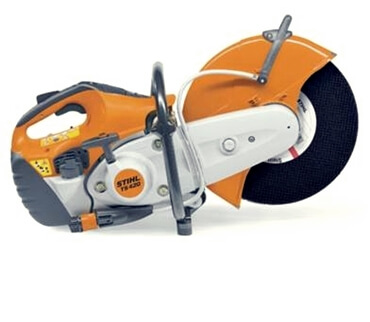 CORTADORA MANUAL STIHL TS420 -  paletrans