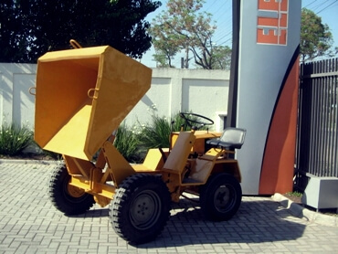 DUMPER GAMMA COBRA -  vibradores de imersão
